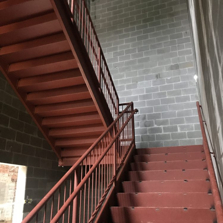 Stair Install 10